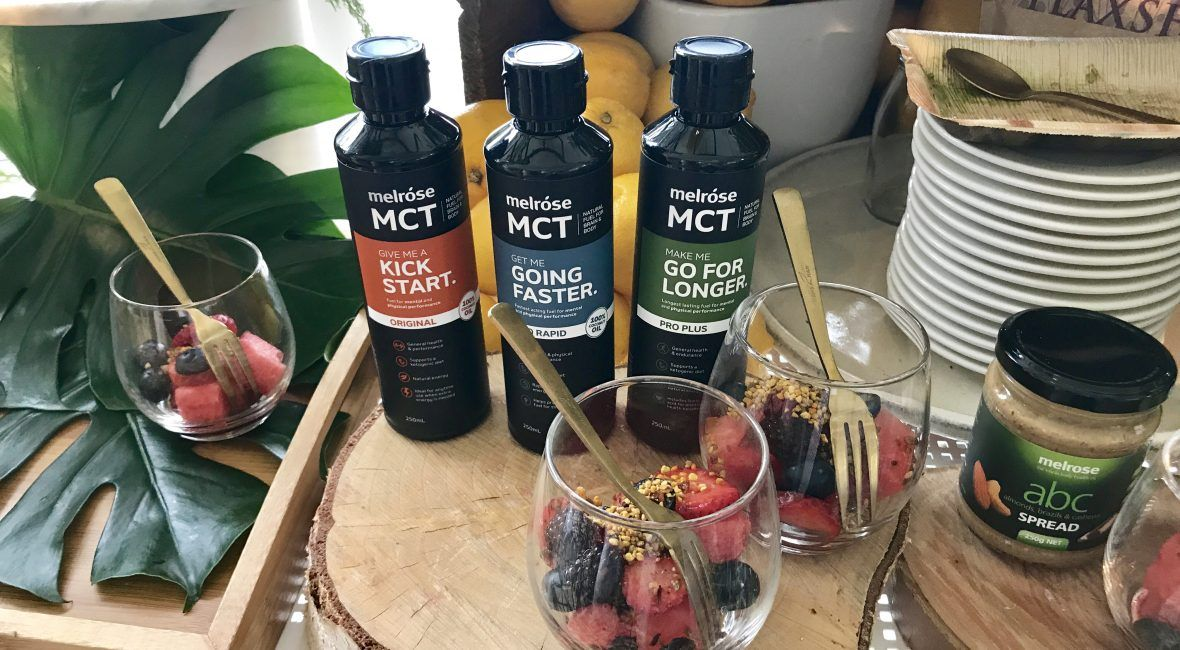 WTF IS MCT? The oil causing a fuss in health circles – and how to use it