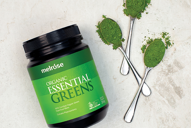 Seven Top Reasons to Consume a Greens Powder