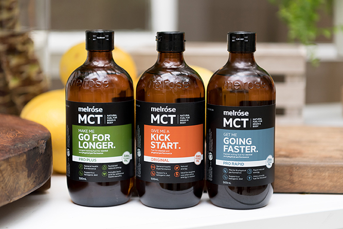 How Melrose MCT Oils Differ