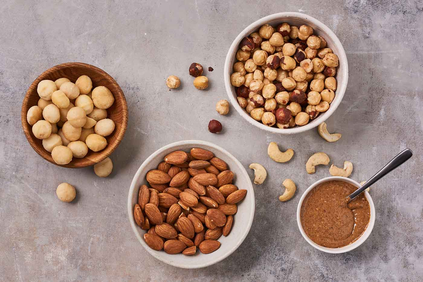 Why nuts are good for your health